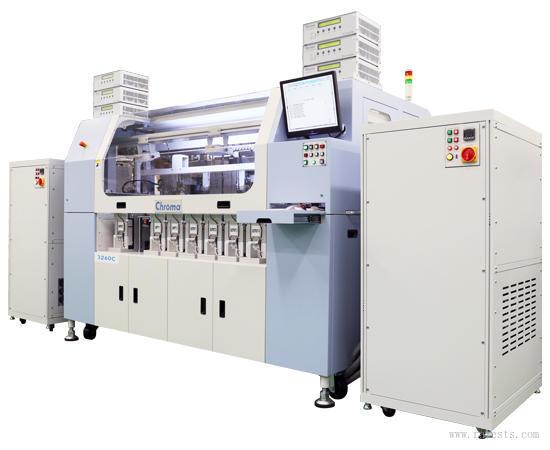 Model 3260C三温系统板测试分类机