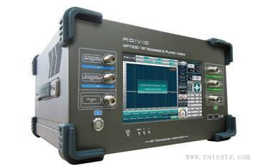 Model ADIVIC MP7300双通道射频录制回放仪 (3GHz)
