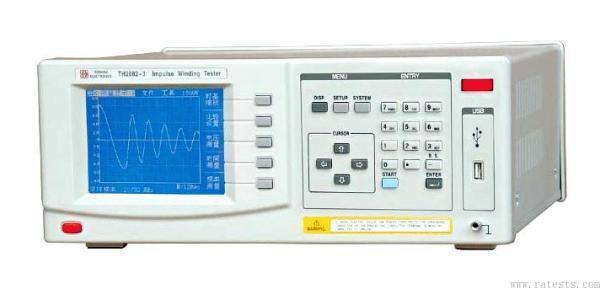 TH2883-10脉冲式线圈测试仪