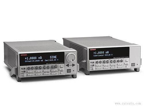 Keithley 精密直流和交流 + 直流低噪声电流源