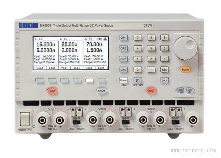 Aim-TTi MX100T 台式电源