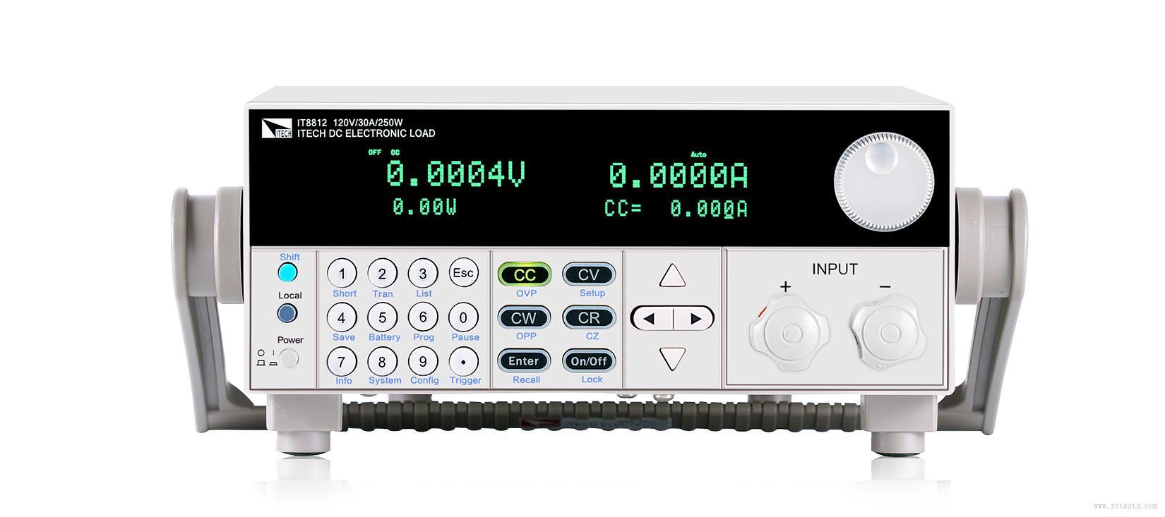 IT8800系列 高速高精度可编程直流电子负载