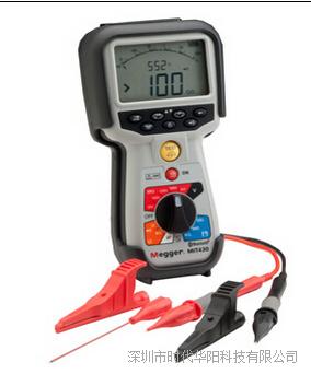 MIT410绝缘电阻测试仪
