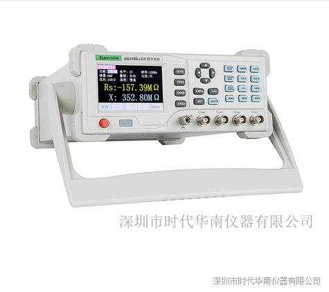 AG4410台式电桥检测仪
