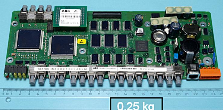 ABB电路板ABB主板RMIO-11C