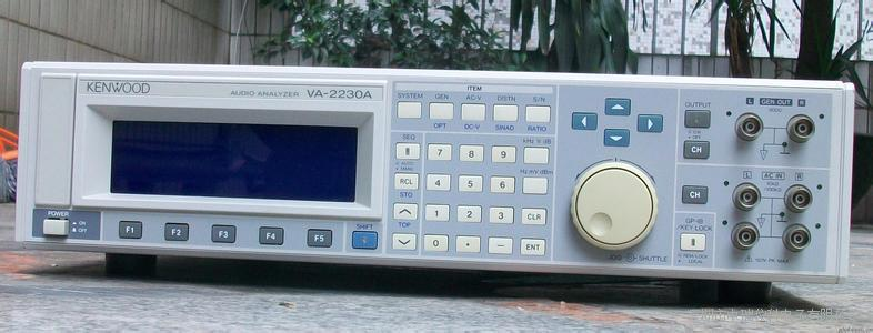 KENWOOD VA2230A 音频分析仪