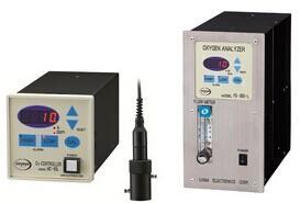 日本IIJIMA饭岛电子MC-8G-L微量氧气分析仪