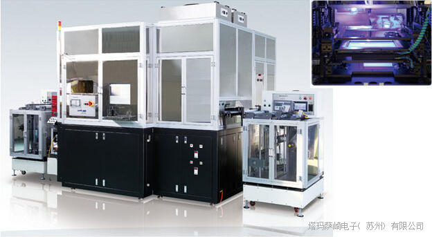 苏州地区 UNILAM优尼光 双面同时UV曝光设备