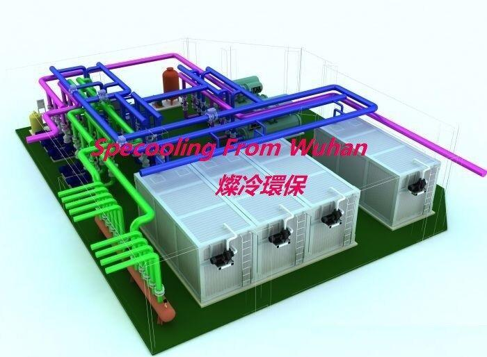 开式冷却系统