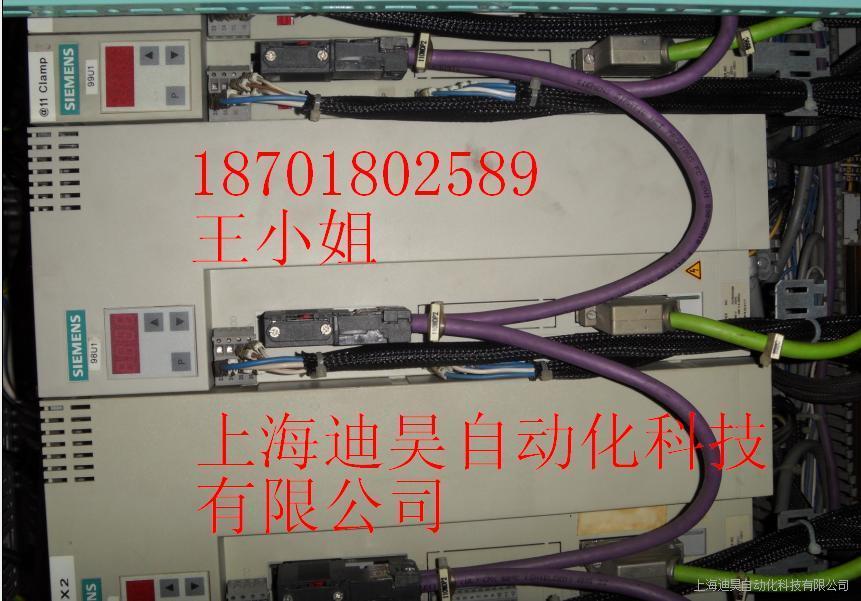 6SE7028-0EA87-2DA1显示E报F002代码维修