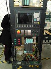 西门子840D系统开机出现黑屏故障维修