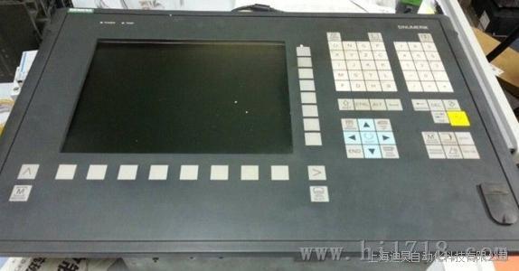 西门子操作面板无法正常开机维修