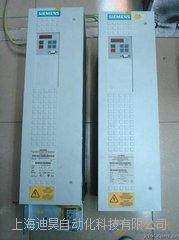 西门子6SE7016变频器启动报故障维修