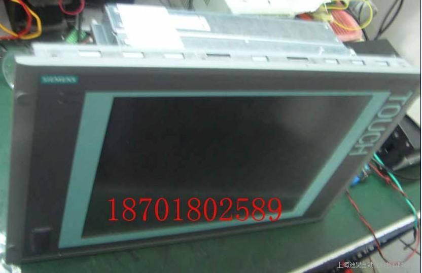 西门子PCU50.3-C进不了系统修理