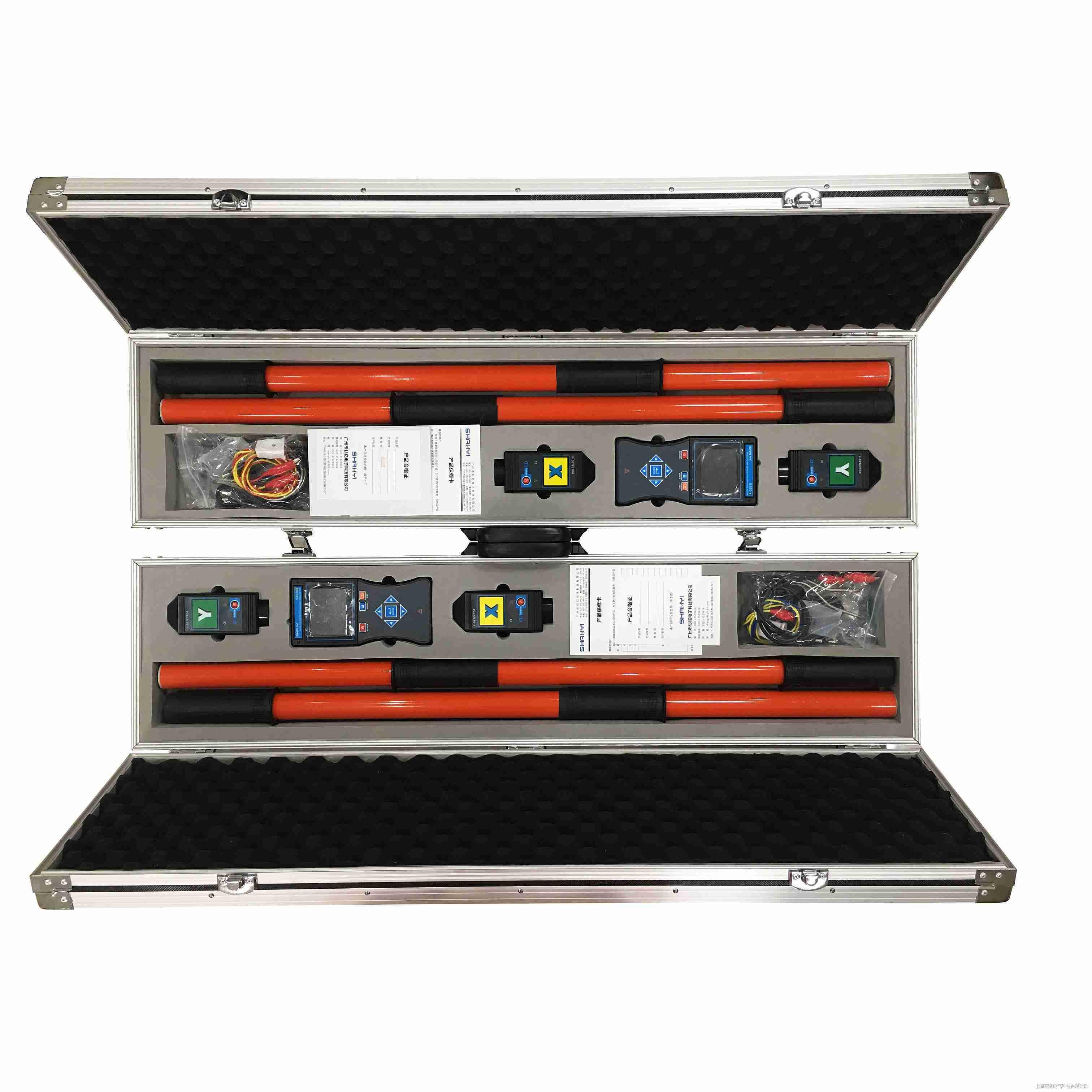 GC390A卫星授时远程无线核相器