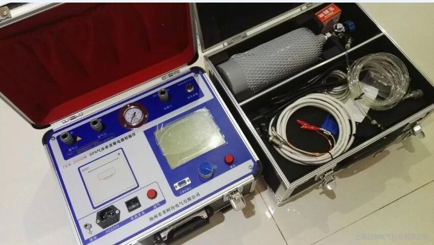 GCMD-1全自动SF6密度继电器校验仪