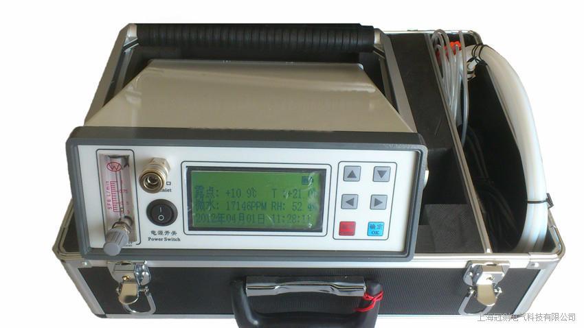 GCWS-1型SF6智能微水测量仪