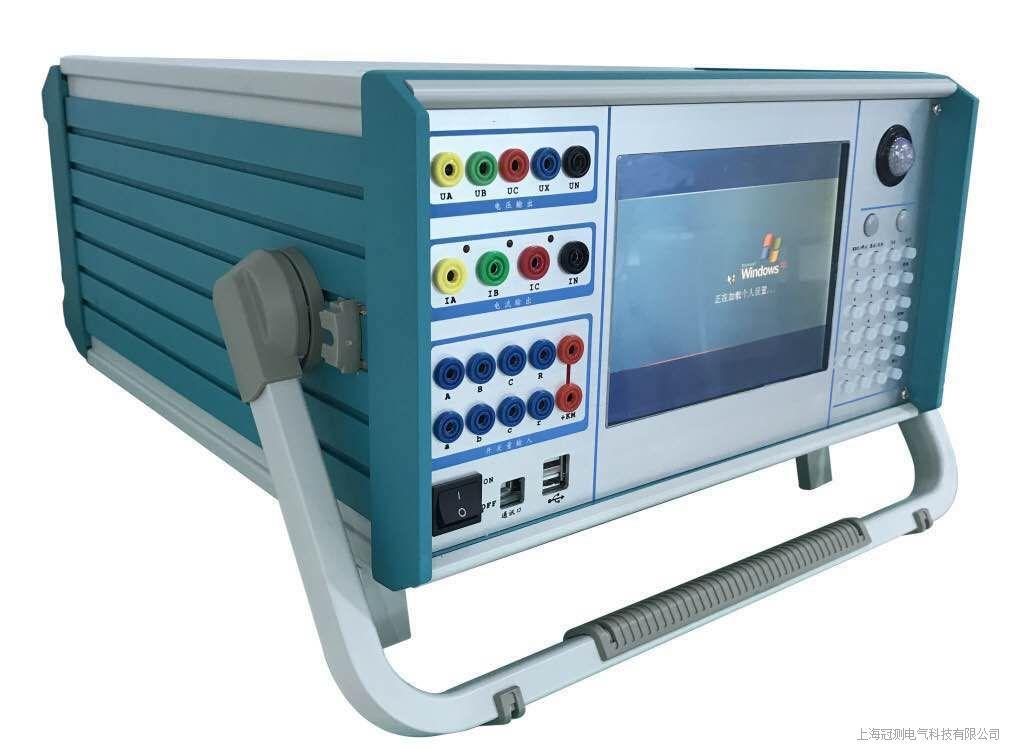 GC-1200微机继电保护测试仪/6相