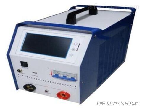 触摸屏蓄电池放电测试仪