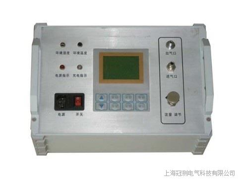 HTCD-H SF6纯度分析仪生产厂家