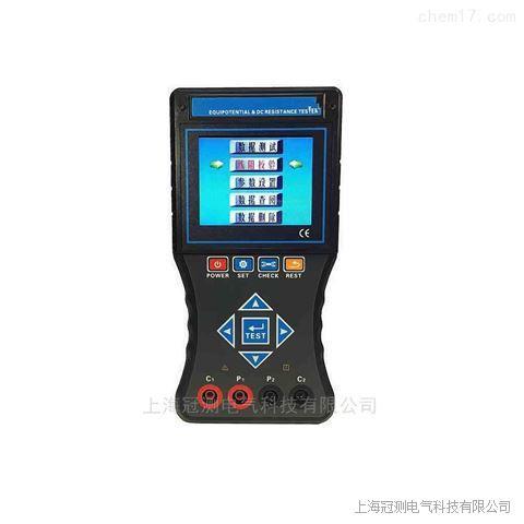 GC330/330A智能等电位连接电阻测试仪