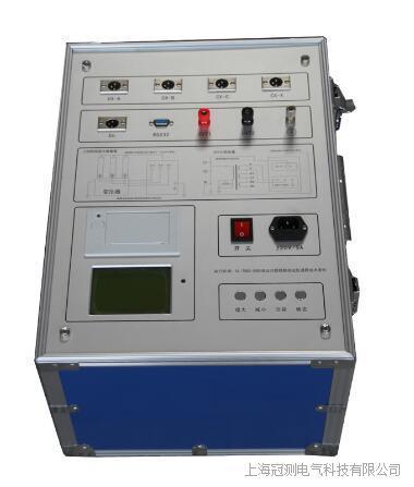 GCJS-101D抗干扰介质损耗测量仪