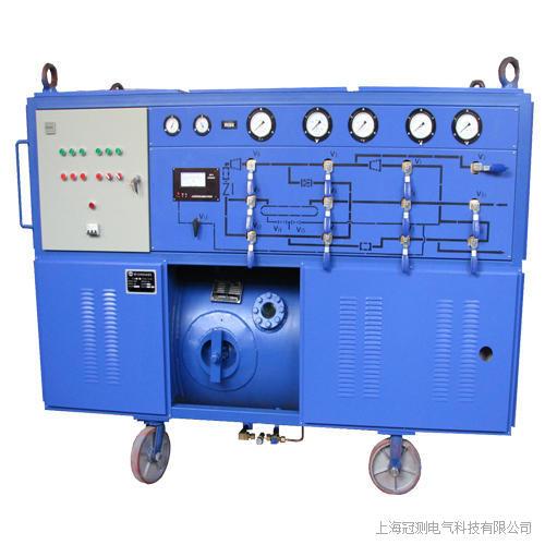 LYHS-50型SF6气体回收净化装置厂家