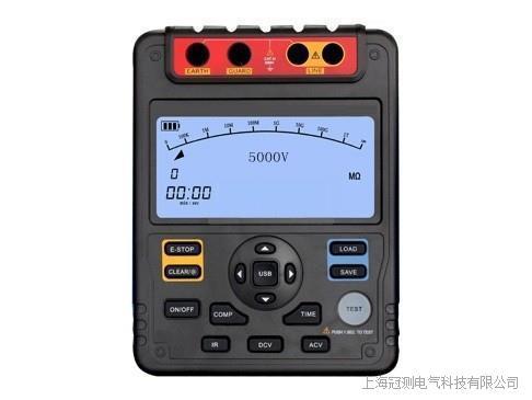 LY2305/LY2303智能绝缘电阻测试仪