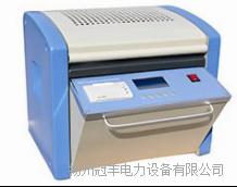 蕞新绝缘油介电强度测定仪(三杯)