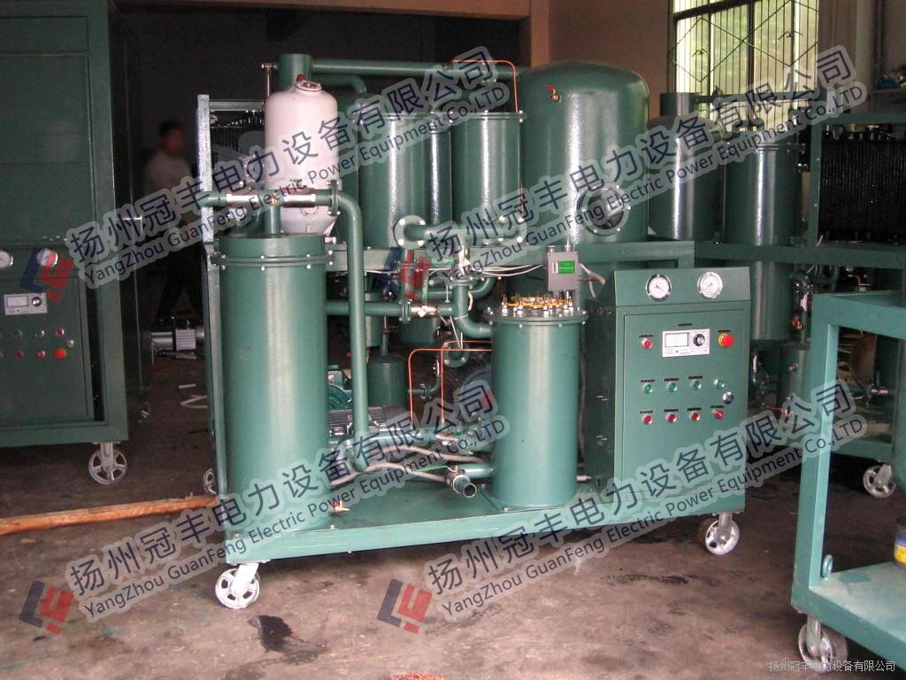 扬州GF高效真空滤油机厂家