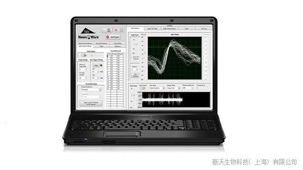 NeuroWare神经信号采集软件
