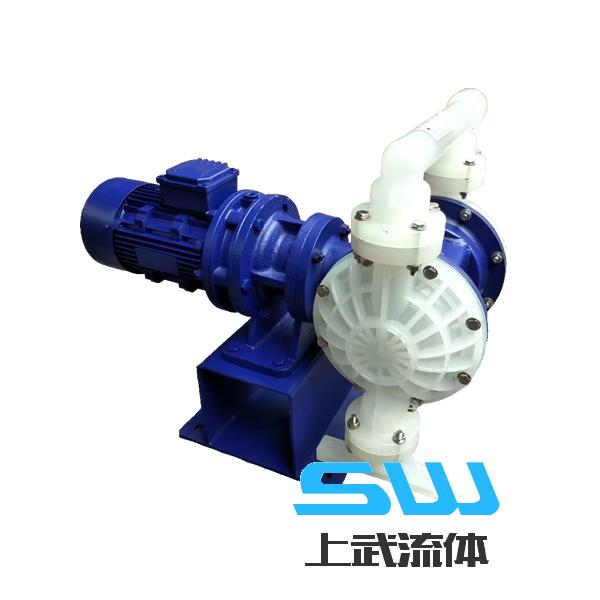 氟塑料F46电动隔膜泵