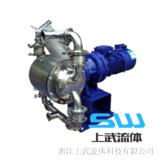 浙江DBY电动隔膜泵代理商电话 DBY型电动隔膜泵  DBY型隔膜泵