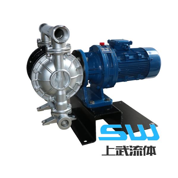 DBK型电动隔膜泵  DBK系列电动隔膜泵