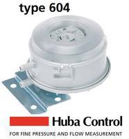 Huba604差压开关 604系列