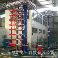 GY200kV/5kJ波形沖擊發生器