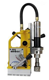 英国优尼博气动磁力钻Airbor