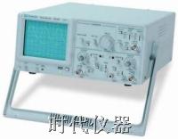 固纬GOS-620 20MHz 双轨迹模拟示波器|GOS-620 20MHz 双轨迹模拟示波器