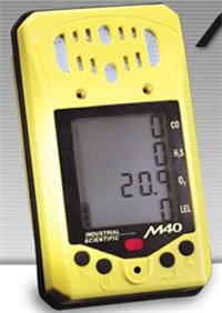 英思科 M40复合气体检测仪