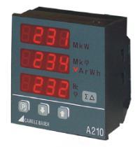 SINEAX A210/A220A230可编程电量表