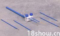 针形电极  Genetrodes