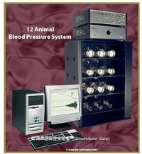 多通道动物无创血压仪 NIBP Multi Channel Blood Pressure Systems