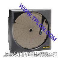 走纸圆图温湿度记录仪 TH800
