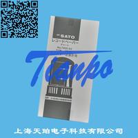 S168-1550-3118E SATO温湿度记录纸S168-1550-3118E