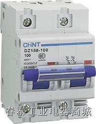 小型断路器  DZ158-100
