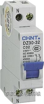 小型断路器  DZ30-32