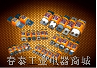 圆管螺旋连接式半导体器件保护用快速熔断器 RS系列