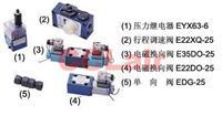中低压阀部分阀  ED23DW-10 电磁换向阀