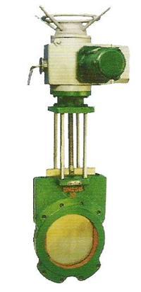 电动浆液闸阀 Z973X