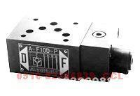 单向阀   AY-F10D-B(A)-1 ,2AY-F10D-AB(BA)-1